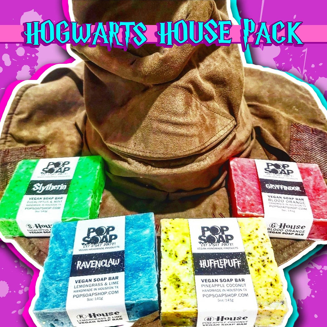 HOGWARTS HOUSE PACK