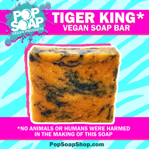 TIGER KING SOAP BAR