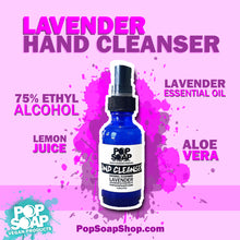 Load image into Gallery viewer, HAND CLEANSER (LAVENDER)