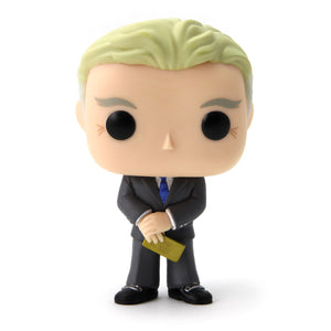 Wheel of Fortune Pat Sajak Funko Pop! Figure