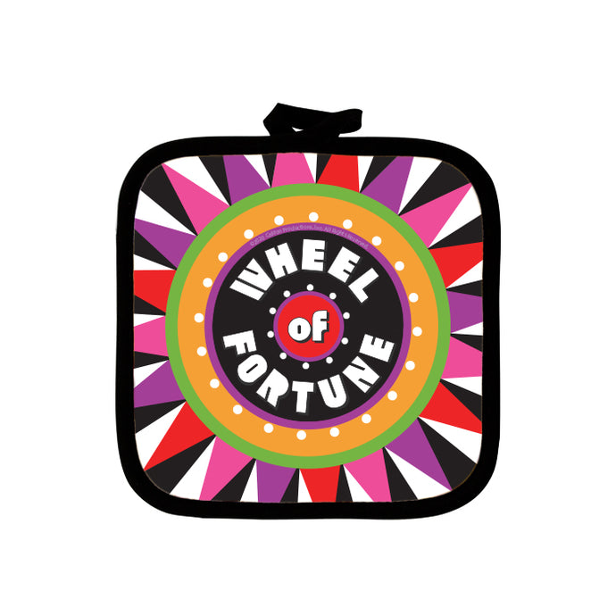 Wheel of Fortune Bob Mackie Pot Holder