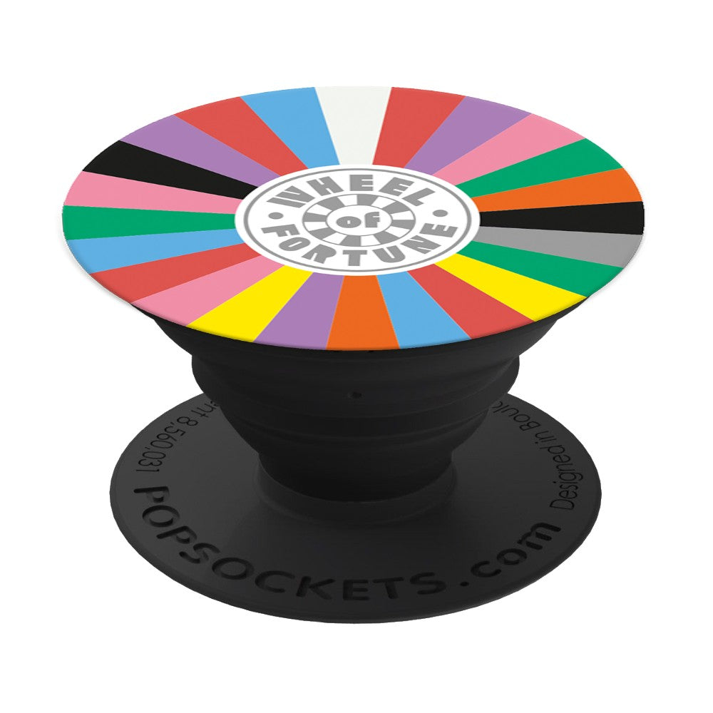 Wheel of Fortune Color Wheel PopSocket