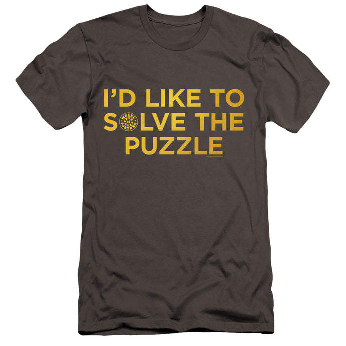 I'd Like To Solve the Puzzle T-Shirt from Wheel of Fortune