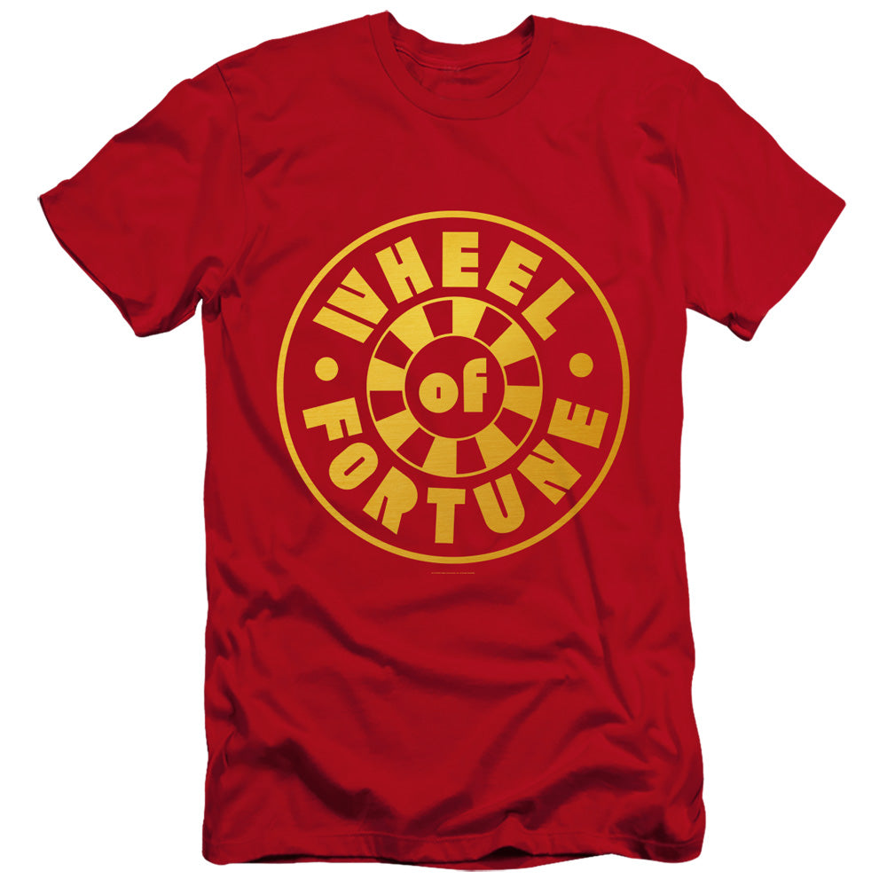 Wheel of Fortune Wheel Logo T-shirt