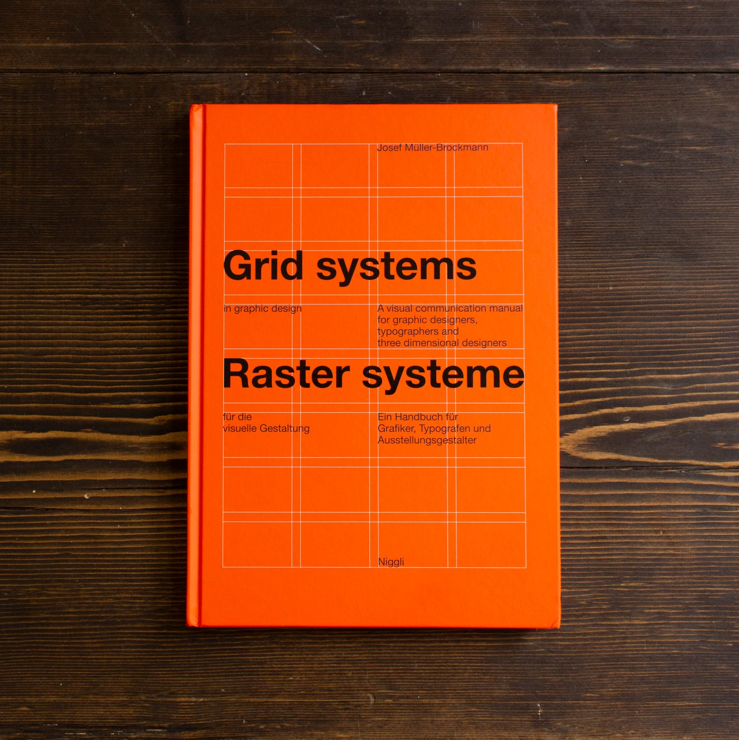 GRID SYSTEMS IN GRAPHIC DESIGN - JOSEF MÜLLER-BROCKMANN