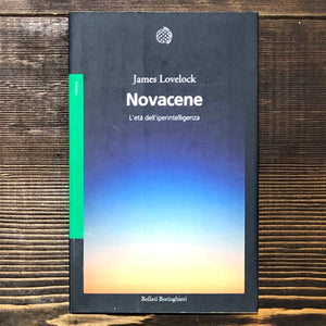 NOVACENE. L'ETÀ DELL'IPERINTELLIGENZA - JAMES LOVELOCK