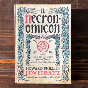 NECRONOMICON (IL) - HOWARD PHILLIPS LOVECRAFT