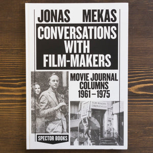 CONVERSATIONS WITH FILMMAKERS - JONAS MEKAS