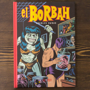 EL BORBAH - CHARLES BURNS