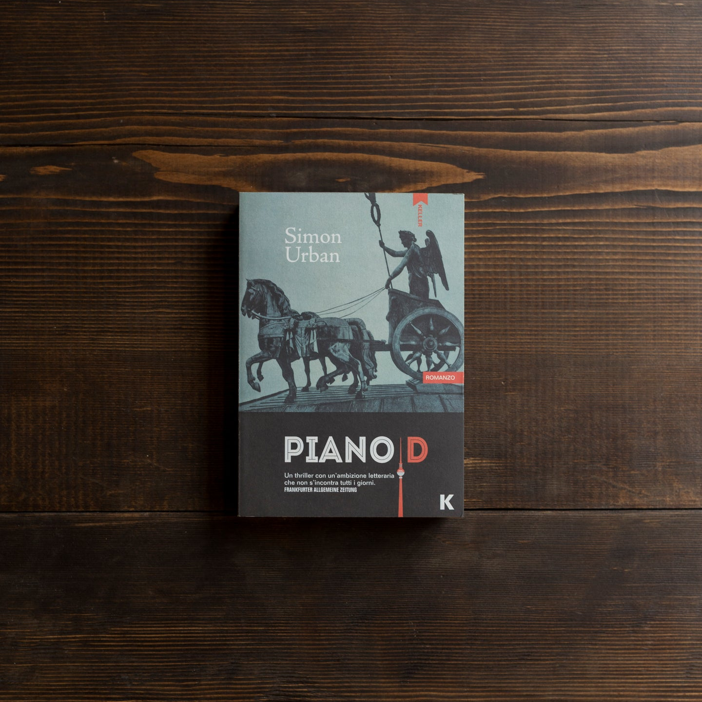 PIANO D - SIMON URBAN