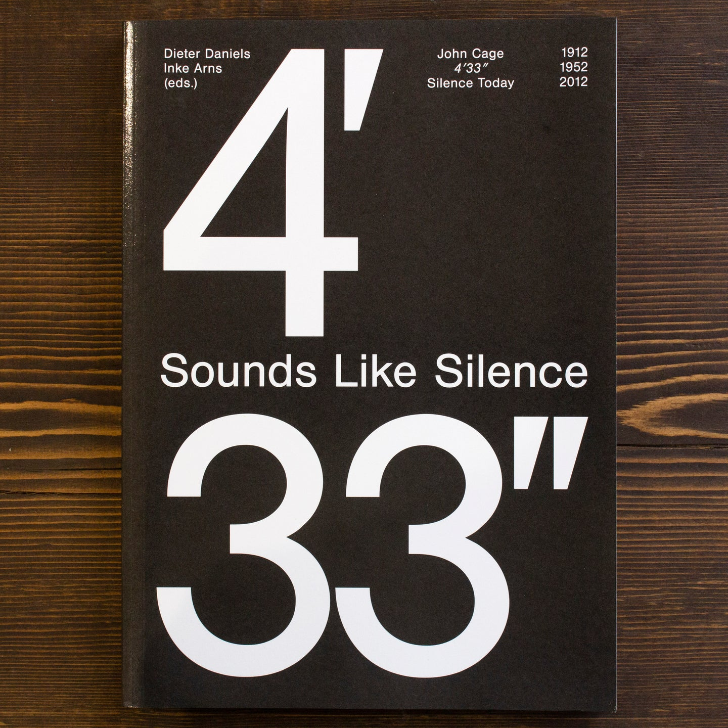 SOUNDS LIKE SILENCE - JOHN CAGE - 4' 33'' - SILENCE TODAY