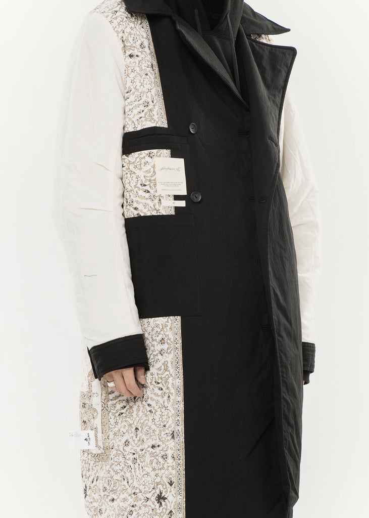 20FW - Trench Coat (Black)