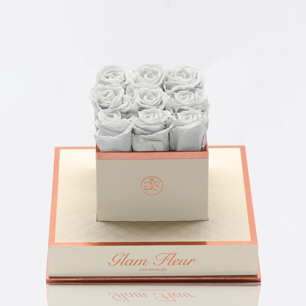 Montage Chic Pink Duchess Luxury Preserved Roses