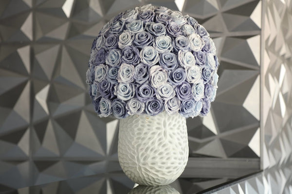One of a Kind Vase Violet from GlamFleur