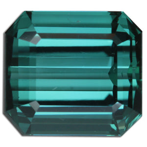 Blue Green Tourmaline 7.70 Carats