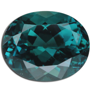Blue Green Tourmaline 7.00 Carats