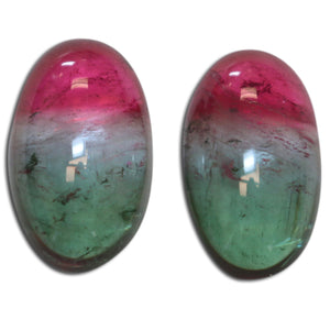 Watermelon Tourmaline 41.92 Carats