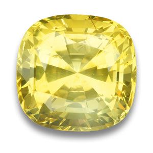 Yellow Sapphire 17.27 Carats