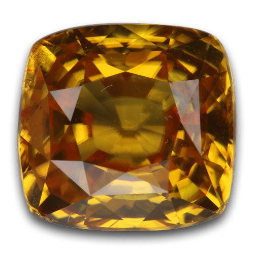 Yellow Zircon 3.75 Carats