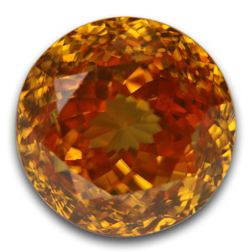 Yellow Zircon 7.12 Carats