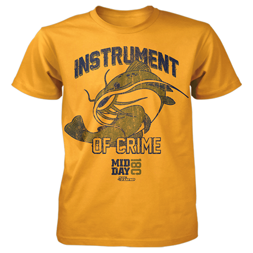 Instrument of Crime Tee