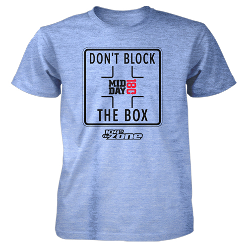 Midday180 Don't Block the Box Contest Winner