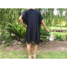 Load image into Gallery viewer, Pleated Fringe dress - Unique Imports brought to you by Pablo & Kerrie Wijaya