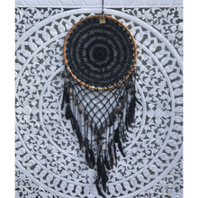Load image into Gallery viewer, V Dream catcher Black