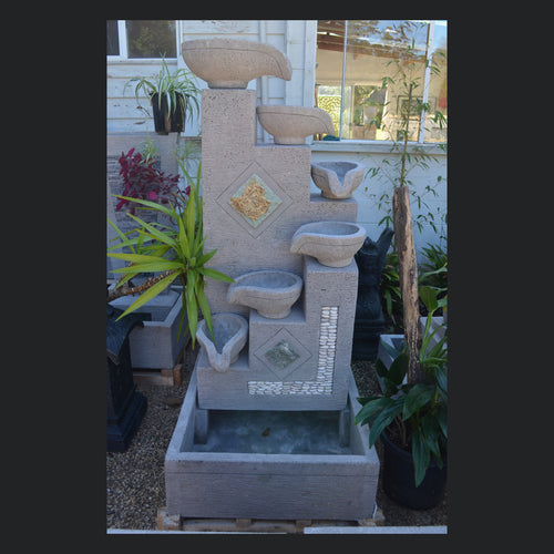Stepped water Feature