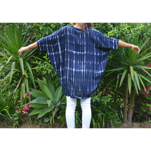 Scoop cape Tye Dye - Unique Imports brought to you by Pablo & Kerrie Wijaya