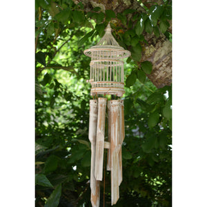 Birdhouse Chimes - Unique Imports brought to you by Pablo & Kerrie Wijaya