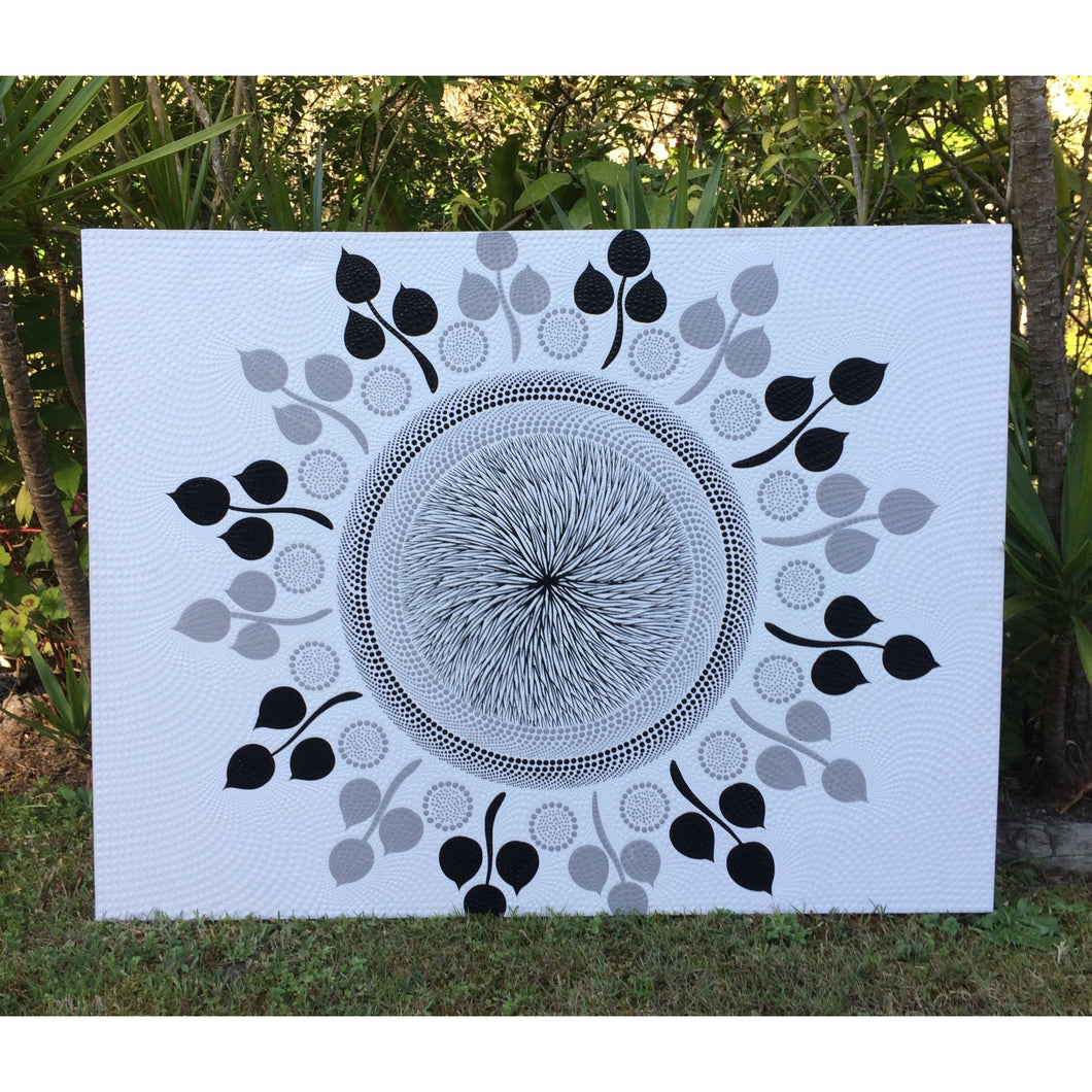 Mandala Painting - Unique Imports brought to you by Pablo & Kerrie Wijaya