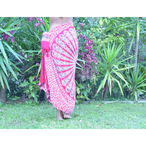 Mandala sarongs - Unique Imports brought to you by Pablo & Kerrie Wijaya