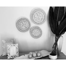 Load image into Gallery viewer, Set x 3 Whitewash wall trays - Unique Imports brought to you by Pablo & Kerrie Wijaya