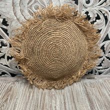 Load image into Gallery viewer, Round seagrass cushion cover - Unique Imports brought to you by Pablo & Kerrie Wijaya