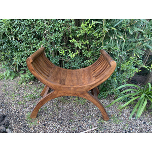 Natural single Kartini chair