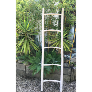 Unique timber Ladders - Unique Imports brought to you by Pablo & Kerrie Wijaya
