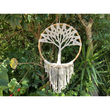 Load image into Gallery viewer, Macrame Tree of Life. - Unique Imports brought to you by Pablo & Kerrie Wijaya