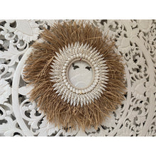 Load image into Gallery viewer, Maluku raffia halo wall feature - Unique Imports brought to you by Pablo & Kerrie Wijaya