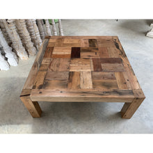 Load image into Gallery viewer, Recycled boat coffee table. - Unique Imports brought to you by Pablo & Kerrie Wijaya
