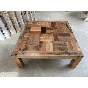 Recycled boat coffee table. - Unique Imports brought to you by Pablo & Kerrie Wijaya