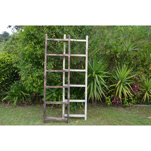 Wooden Decorative ladders - Unique Imports brought to you by Pablo & Kerrie Wijaya