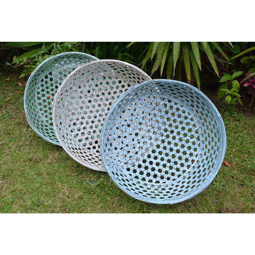 Cane Baskets - Unique Imports brought to you by Pablo & Kerrie Wijaya