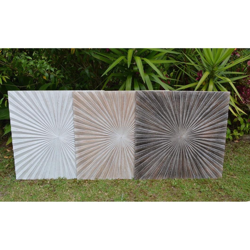Sun Panel - Unique Imports brought to you by Pablo & Kerrie Wijaya