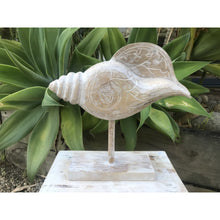 Load image into Gallery viewer, Carved wooden shells - Unique Imports brought to you by Pablo & Kerrie Wijaya