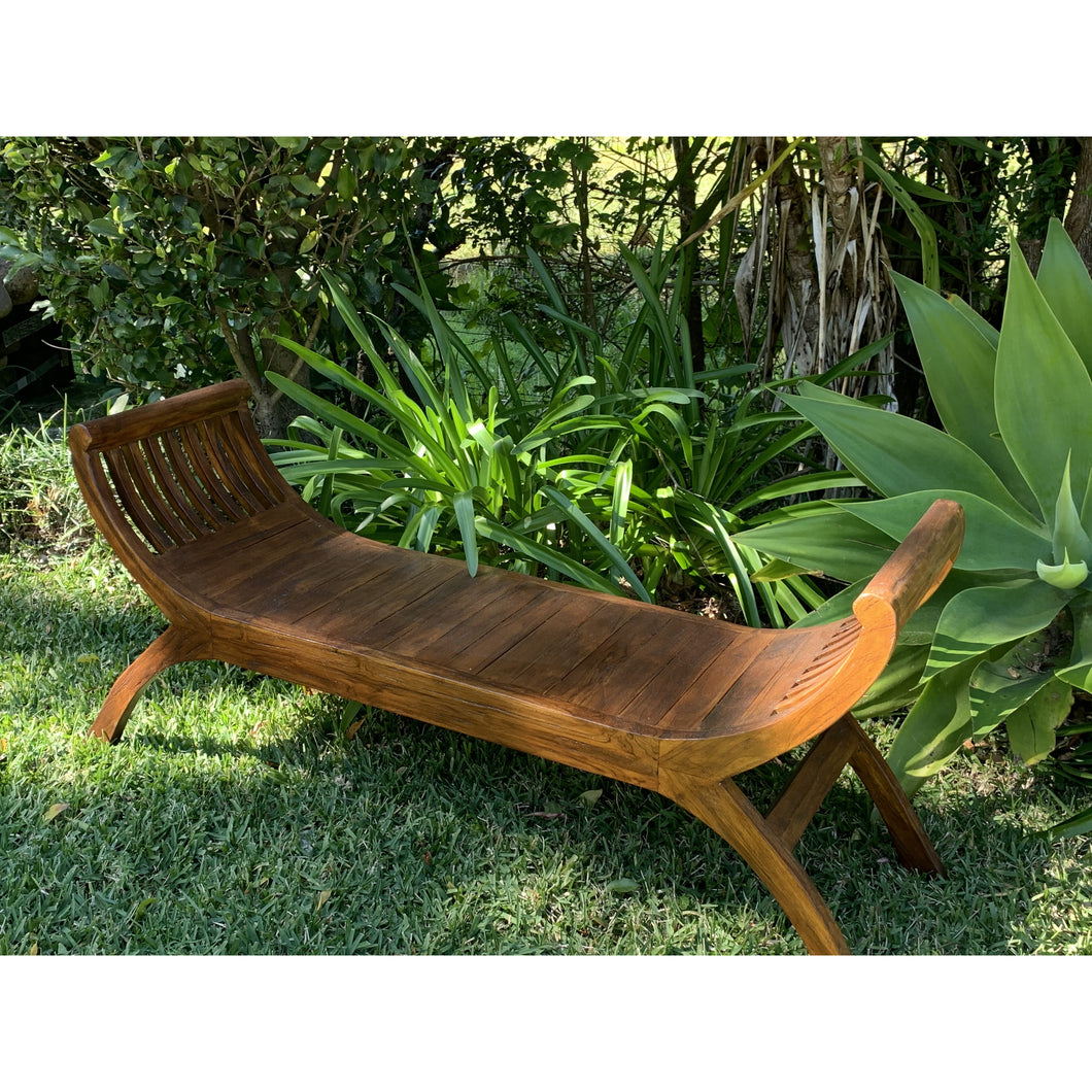 Chocolate Kartini chair - Unique Imports brought to you by Pablo & Kerrie Wijaya