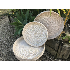 Rattan trays - Unique Imports brought to you by Pablo & Kerrie Wijaya