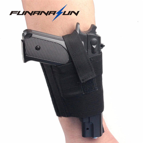 Easyreach Concealed Ankle Holster