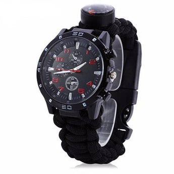 Purity Tactical Survival Watch
