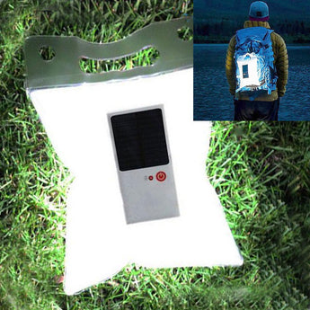 Lumipuff Waterproof Solar Lamp
